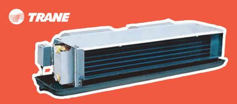 特灵HFCF风机盘管型号和技术参数