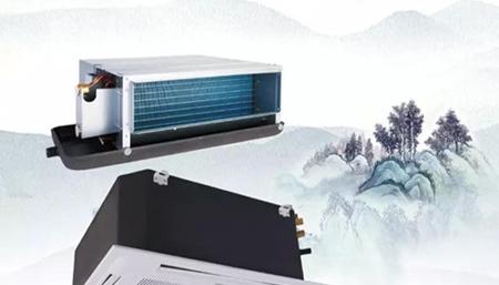 海信空调也推出卧式+卡式风机盘管机组  型号与技术参数曝光