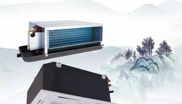 海信风机盘管型号、尺寸与技术参数