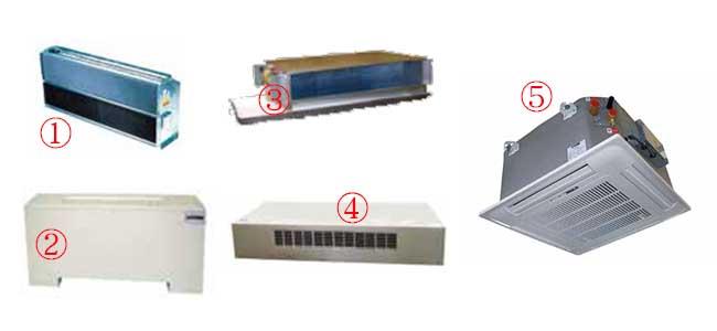 中央空调风机盘管怎么安装?