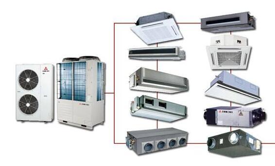 风机盘管与空调室内机有什么区别?各在什么情况下使用?