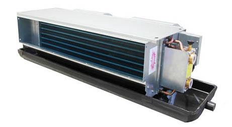新晃SGCR卧式暗装型风机盘管型号、规格及技术参数