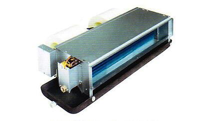 格力卧式暗装风机盘管机组型号、尺寸与技术参数