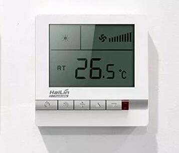 风机盘管用的海林温控器或海林温控面板常用有哪些型号?