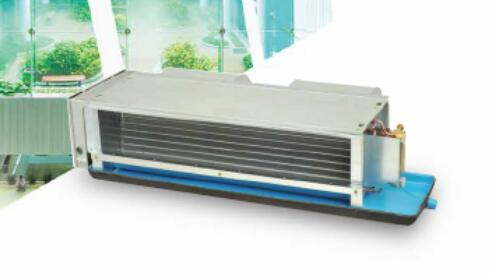 开利42CN系列静音型卧式风机盘管型号、尺寸与技术参数