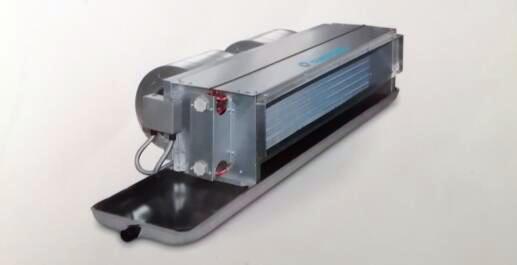 克莱门特FC-NFCI系列风机盘管型号、尺寸与技术参数