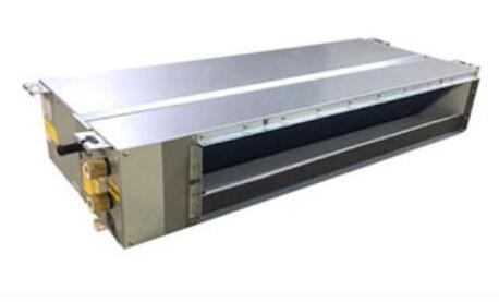 约克YVFC-B系列家用风机盘管型号、尺寸与技术参数