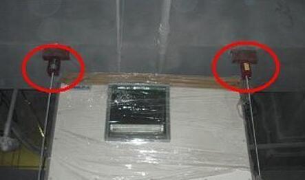 在空调安装的过程,为什么风机盘管要安装减震器?