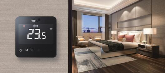 新品发布:江森自控T9000系列触摸屏温控器全新上市
