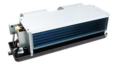 维克空调VFC-B系列卧式风机盘管型号、尺寸与技术参数