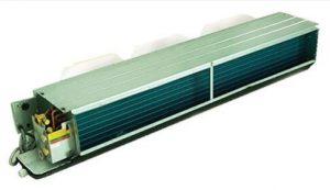 约克YBFC系列风机盘管型号、尺寸与技术参数