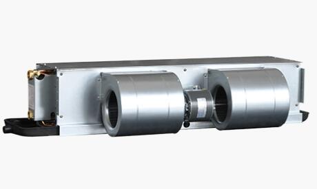 顿汉布什CR系列风机盘管型号、尺寸与技术参数