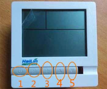 海林HL108系列温控器怎么操作设置?怎么接线安装?