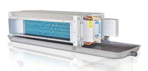 雅士AFCU系列风机盘管型号、尺寸与技术参数