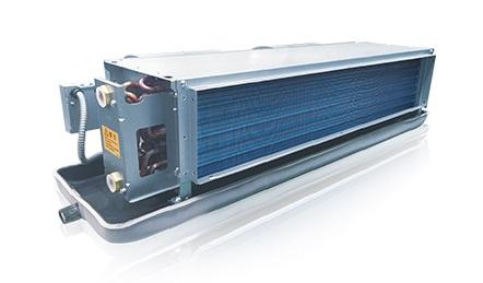 EK欧科风机盘管机组型号、尺寸与技术参数