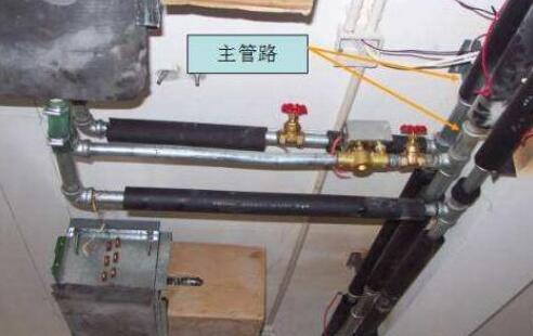 空调水机风机盘管冬天防冻有什么方法?有啥优劣势?