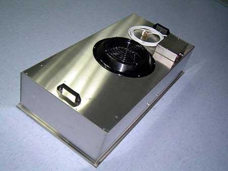 无尘室为啥要用风机滤器机组FFU?FFU有哪些安装方法?