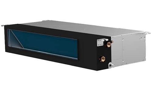 水舒适SFC-J静水系列超薄静音风机盘管型号、尺寸与技术参数